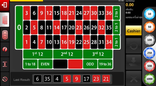 Roulette 168BET Android